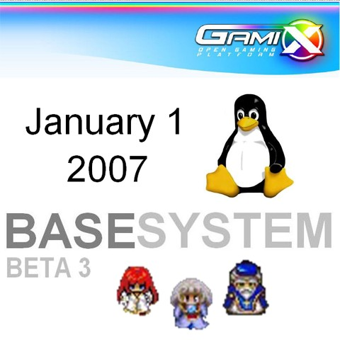 Product picture Gamix Basesystem Beta 3 (ISO)