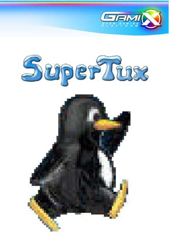 Product picture Gamix Super Tux (NTSC) ISO
